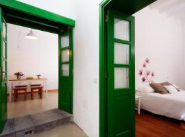 Casa Verde, San Bartolomé