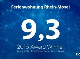 Ferienwohnung Rhein-Mosel, Кобленц