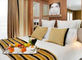 Hotel Best Western Plus Le 18 Paris