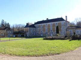 Château De La Touche, Savigny-Lévescault