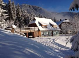 La Lince Lodge, Camporosso in Valcanale