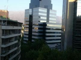 Alojamiento Las Bellotas, Santiago