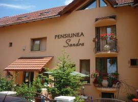 Pension Sandra, Ocna Şugatag