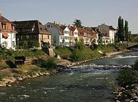 Birsfelden Nature View, Basel