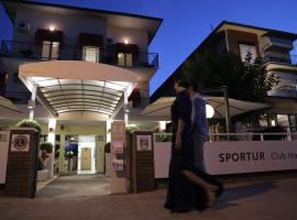 Sportur Club Hotel, Cervia