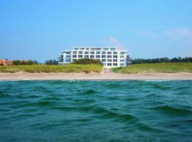 Strandhotel Dünenmeer - Adults only, Dierhagen