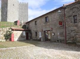Casa de Campo O Castelo, Montalegre