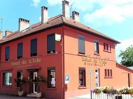 Hôtel Restaurant de l'Isle, Montier-en-Der