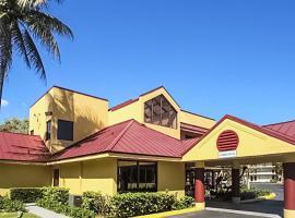 Clarion Inn Fort Lauderdale Fort Lauderdale