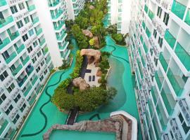 Amazon Residence, Etelä-Pattaya
