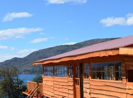 Pared Sur Camp, Aldana