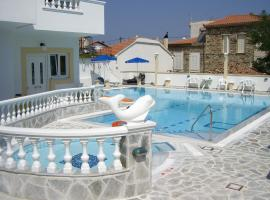 Apartments Zafiria, Ágios Konstantínos