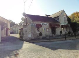 Hotel Restaurant - La Ferme de Vaux, Creil