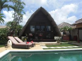 Villa Sesapi Putih