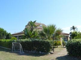 Villa Margi, Mortelle