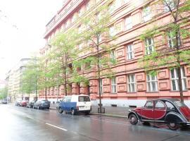 ATS Hostel Svehlova