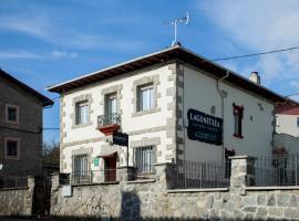 Casa Rural Lagun Etxea, Pobes