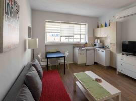 Jerusalem D Apartment