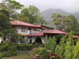 Hotel Restaurante Valle Verde, Valle de Anton