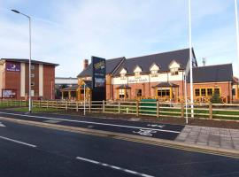 Premier Inn Burton On Trent Central, Burton upon Trent