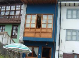 Andrín Casa Azul, Andrín