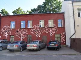 Riga Centrum Hostel, Ryga