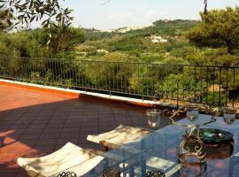 Corfu Cottage Sfrayda, Sinarádes