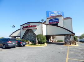 Howard Johnson Express Inn Arlington Ballpark/Six Flags, Arlington