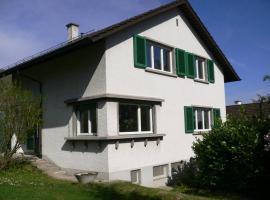 Casa Kunz-Reyes Zürich, Curych