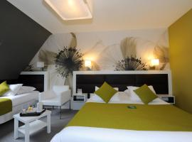 Quality Hotel La Marebaudiere Vannes, Vannes