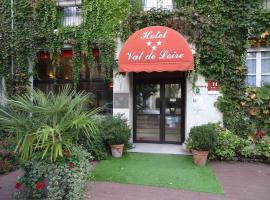 Hotel Val De Loire, Azay-le-Rideau