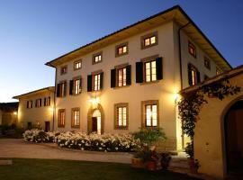 Relais Villa Belpoggio, Loro Ciuffenna