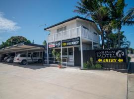 Cool Palms Motel, Mackay