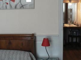 La Terrasse de la Grand'Rue 6 - chambre d'hôtes -, Mugron