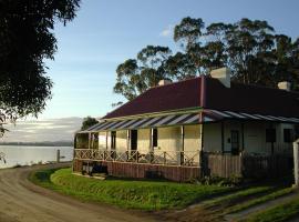 Norfolk Bay Convict Station, Taranna