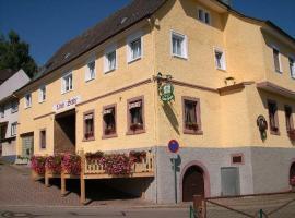 Linde Stube, Kippenheim