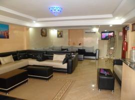 Hotel Hannioui, Beni Mellal
