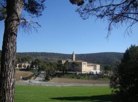 Monestir de Les Avellanes, Os de Balaguer