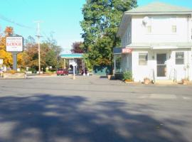 Elmwood Motor Lodge, Boscawen
