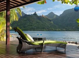 Robinson's Cove Villas - Deluxe Wallis Villa, Papetoai