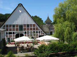 Boutique-Hotel Taubenhof, Kodenbergė