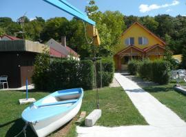 Korona Villa, Balatonvilágos