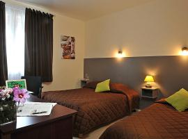 Logis Hotel Le Prieure, Saint-Marcel
