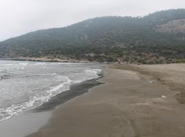 Ozlen Pansiyon, Karadere