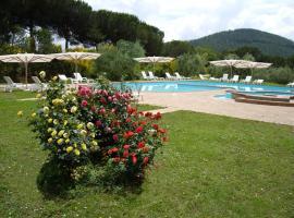 Hotel Panoramic, Montepulciano
