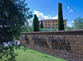 Aldero Hotel, Fabrica di Roma
