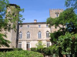 gite château d'Agel, Agel