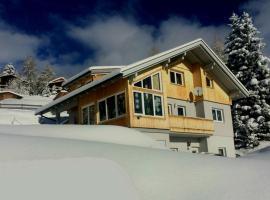 Haus Pistenblick, Hochrindl