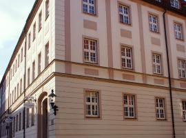 Hotel Am Obermarkt, Freiberg