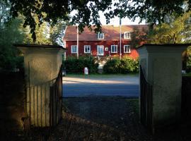 STF Regnagården Vandrarhem, Regna